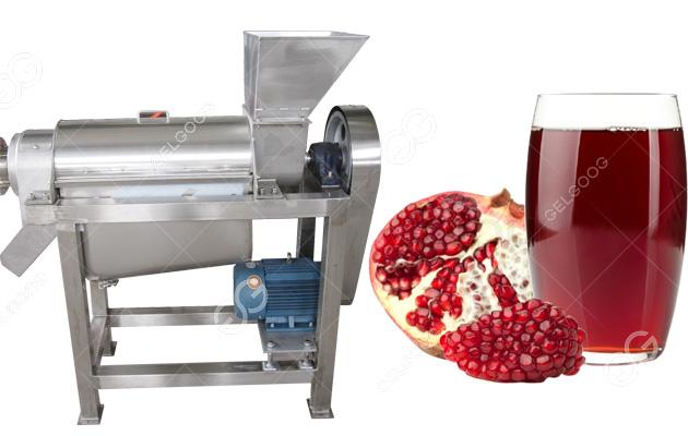 Pomegranate Juice extractor