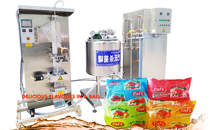 Small Scale Juice Pasteurization Equipment