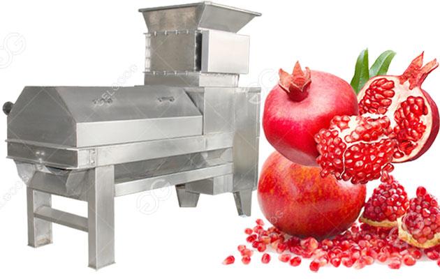 pomegrante deseeder