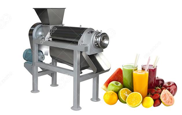 Fruit Screw Juice Extraction Machine