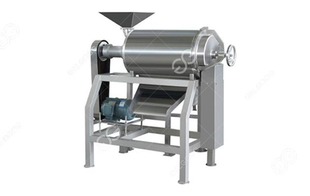 Single-Channel Juice Pulp Machine