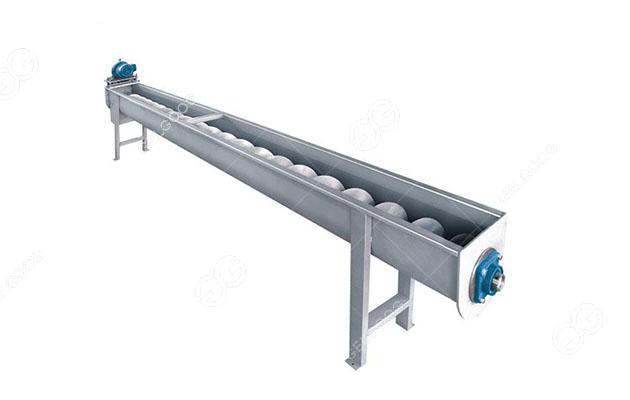 horizontal screw conveyor