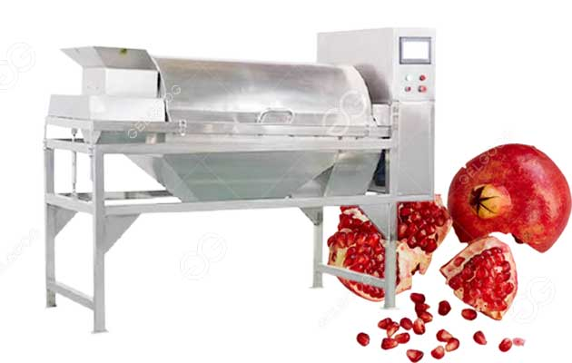 Automatic Pomegranate Aril Extraction Seed Removal Machine