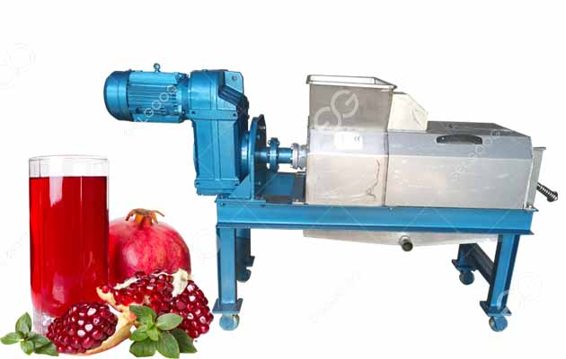 500kg/h Industrial Pomegranate Juice Extraction Machine