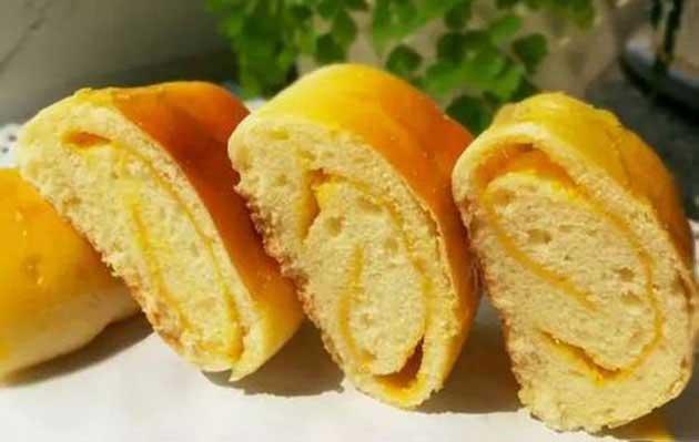 mango-flavored bread