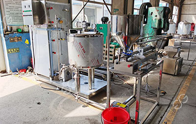 Milk Processing Equipment for Small Farms In Thailand