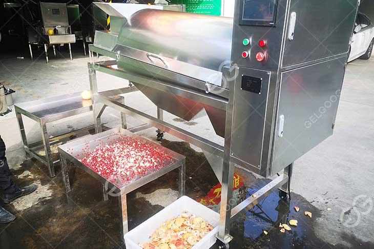 pomegranate-peeling-machine